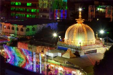 Tourist attractions in Ajmer in Rajasthan
