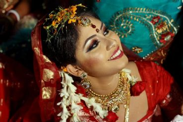 Hindu wedding in India