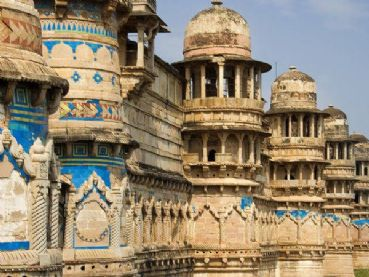 The magnificent fortresses of India