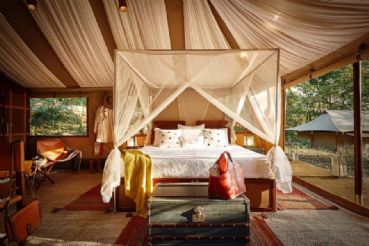 Glamping destinations in India