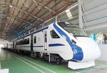Delhi to Varanasi fasten train is available