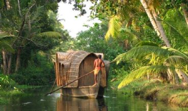 Alappuzha or Alleppey and experience in backwaters