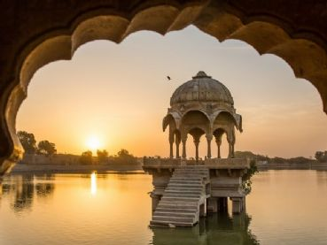 Discover Jaisalmer the Gold City in Rajasthan
