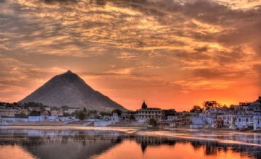 Day tour to Ajmer and Pushkar from Jaipur