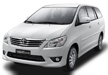 Toyota Innova car rental India