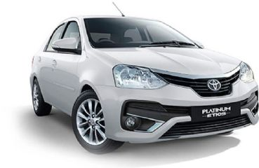 Toyota Etios car rental India