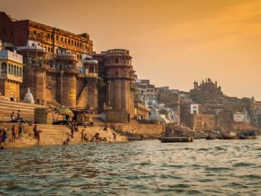 Varanasi the religious destination in India