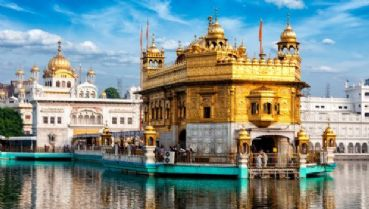 Golden Temple tour with Amritsar and Chandigarh