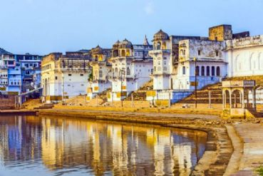 Golden Triangle tour with extension to Pushkar