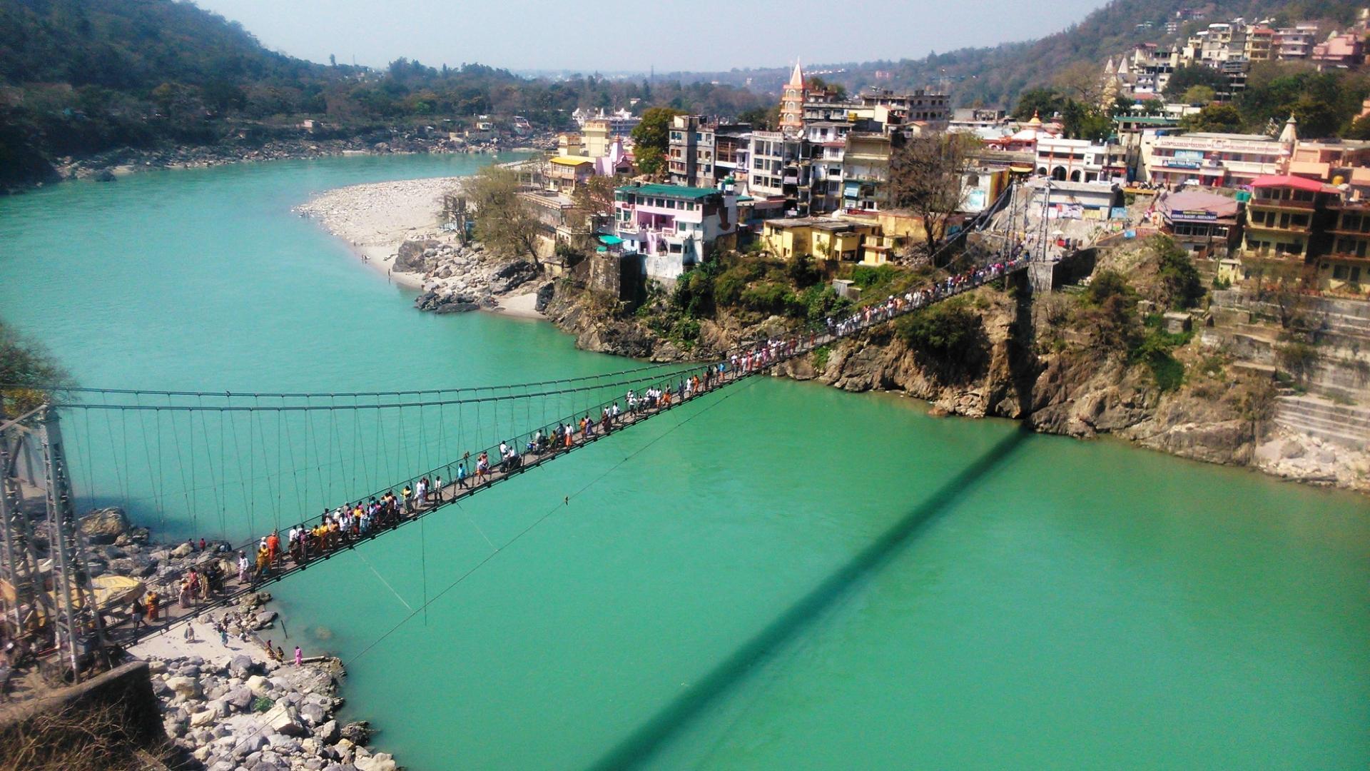 Tour rishikesh in uttarakhand for Piani di progettazione di ponti gratuiti